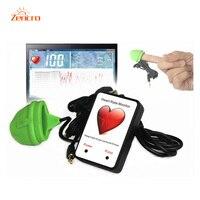 ZENCRO Good As Like Smart Bracelet Watch Fitnes Finger Clip Heart Rate Sensor