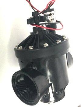 Охотник спринклер PGV201DC PGV серии 2-дюймовый глобус или угловой клапан с контролем потока и постоянного тока соленоида