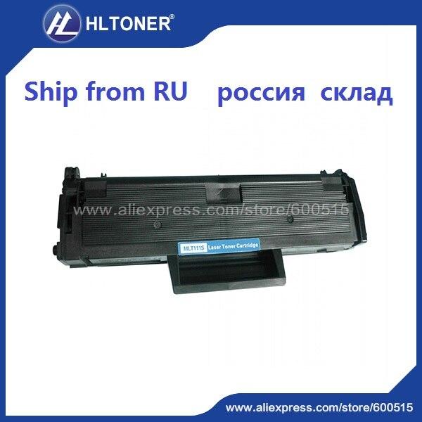 ФОТО Compatible Samsung MLT 111S Toner cartridge for Samsung SL-M2020 SL-2020W SL-2022 SL-2022W SL-2070 SL-2070W
