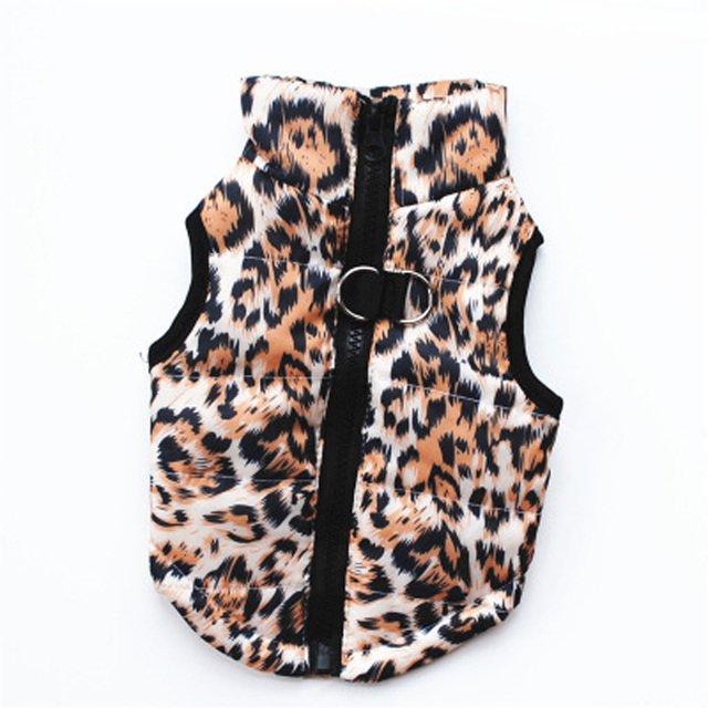Quilted Padded Puffer Puppy Winterwear . 5