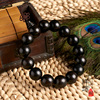 Super Light Ebony Beads Bracelets Retro Wooden Beads Beads Bracelet Lovers And Transport