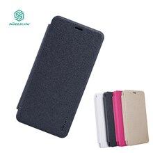 Оригинальный Nillkin для Meizu M5 meilan M5 Чехол Флип PU кожаный чехол телефон для дома Для Meizu M5 meilan M5