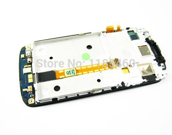 ФОТО Full Amoled LCD Display+Touch Screen Digitizer with Frame Part for HTC One S