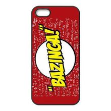 Bazinga phone case for iPhone 4S 5 5S 5C 6 6S Touch Plus Samsung Galaxy S3 S4 S5 Mini S6 Edge A3 A5 A7 Note 23 4 5