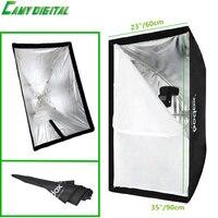 Umbrella Softbox Godox Convenient Rectangular Softbox 23 X35 60 90cm Umbrella Reflector High Quality For Speedlite