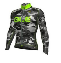 2016 Long Sleeves Bicycle Cycling Wear Ropa Ciclismo Bike Cycling Shirt Cycling Clothing Camouflage Cycling