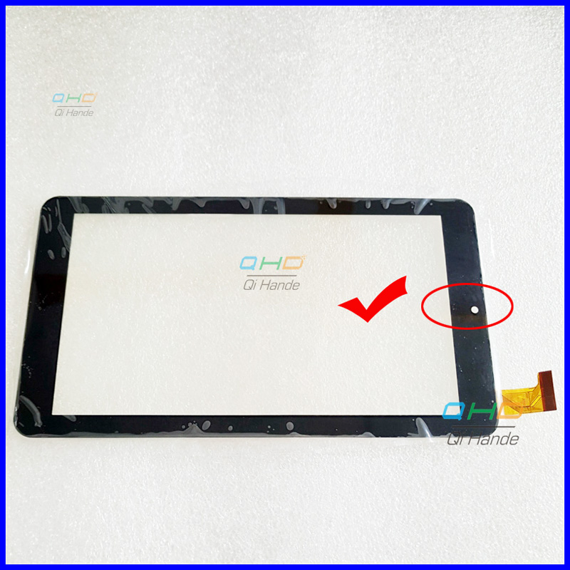 New Touch For 7'' Inch  Allview Viva C701 Capacitive Touch Panel Digitizer Sensor Replacement Touch Screen Multitouch Panel PC