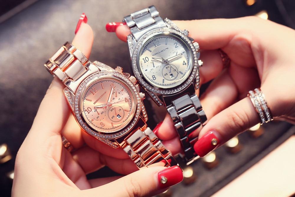 Модные женские часы поражают своей изысканностью и консервативностью.
