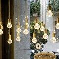 Современный минималистичный гравированный дизайн  стеклянные подвесные светильники  Скандинавская спальня G9  LED Haning Light  кафе-бар  магазин о...