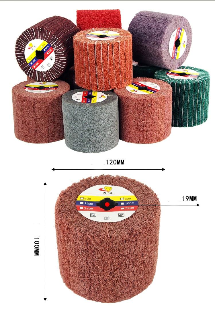 lucidatura trafilatura lucidatura lucidatrice / lucidatrice / - Utensili abrasivi - Fotografia 2
