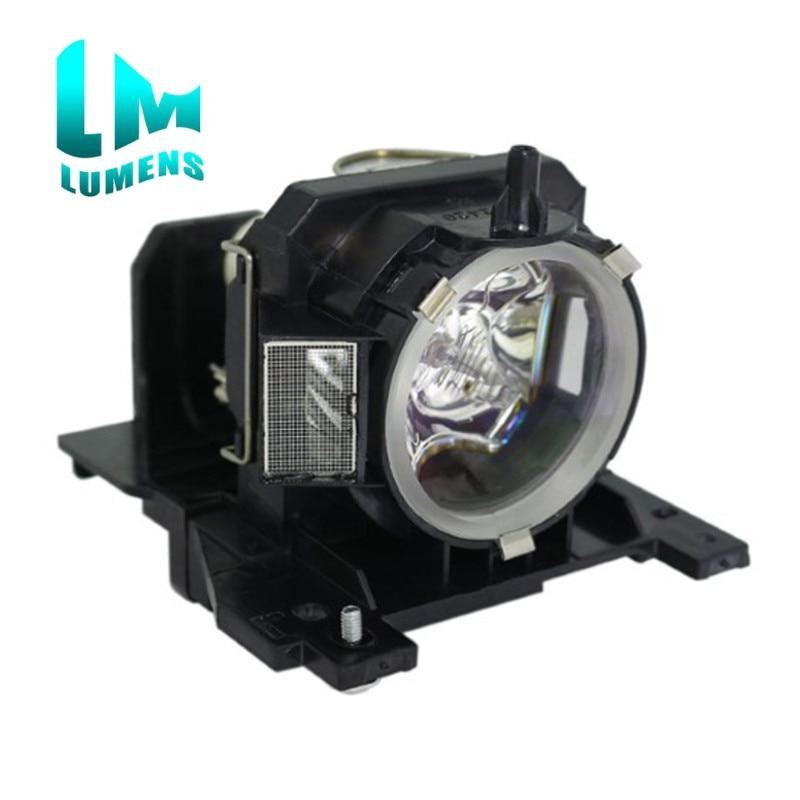 Genuine High Quality Replacement Bare Lamp Bulb with Housing RLC-031/RBB-009H for Viewsonic PJ758 PJ759 PJ760 high quality projector lamp with housing rlc 013 rbb 003 for viewsonic projector of pj656 pj656d