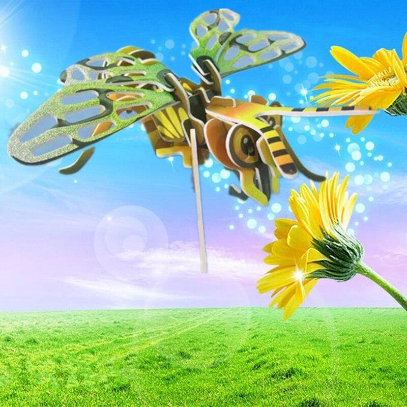 3D пчела головоломки карты (в мир насекомых исследовать тайны насекомых)