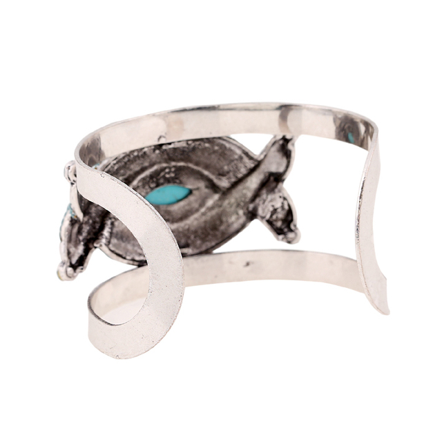 Ancient Love Bracelet with Marble and Turquoise