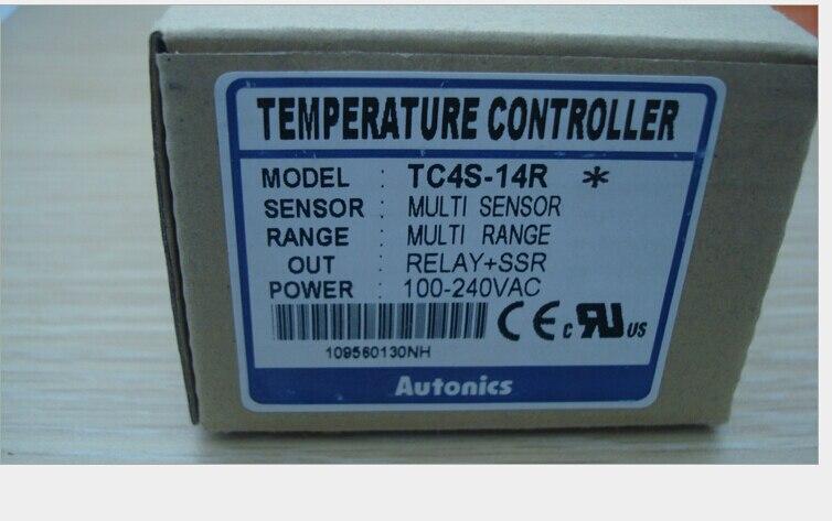 TC4S-14R 100-240VAC Autonics Temperature controller ...