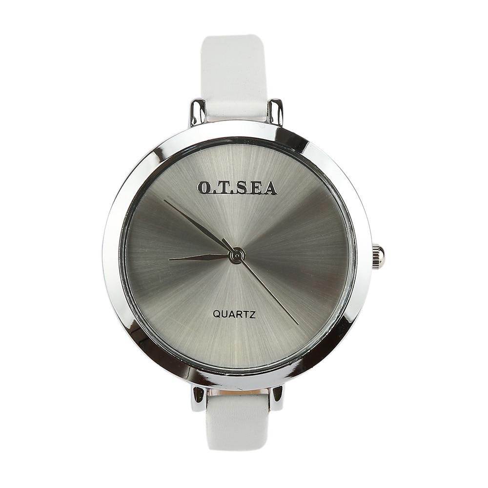 Fashion Brand Bracelet Watches Women Ladies Casual Quartz Watch Leather Wrist Watch Dress Wristwatch Clock Female