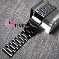 Pulseiras de relógio 26mm de alta qualidade Em Aço Inox Pulseira Strap Watch Band Para Garmin Fenix 3