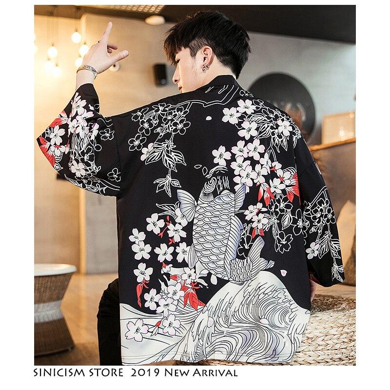 Japan Designer Streetwear Kimono