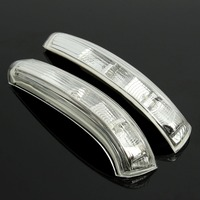 2PCS Rear View Mirror Turn Signal LED Light Side Lamp For Chevrolet Captiva 2011 2012 2013