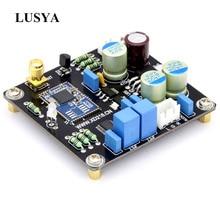 Lusya csr 8675 Bluetooth 5.0 audio receiving module PCM5102A I2S Decoding Module DAC board Support APTX HD With Antenna G11 006