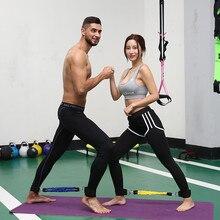 Multifunction Leg Puller Leg Trainer Leg Strength Training Home Fitness