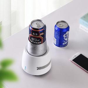 Image 4 - Умный охладитель для напитков Youpin BOLING с сенсорным управлением, 350 мл