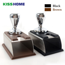Coffee Tamper Holder Silicon Espresso Mat Stand Maker Support Base Rack Accessories for Barista Tools