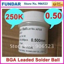 0,50 мм 0,50 250 K свинцовый припой в шариках BGA SGS