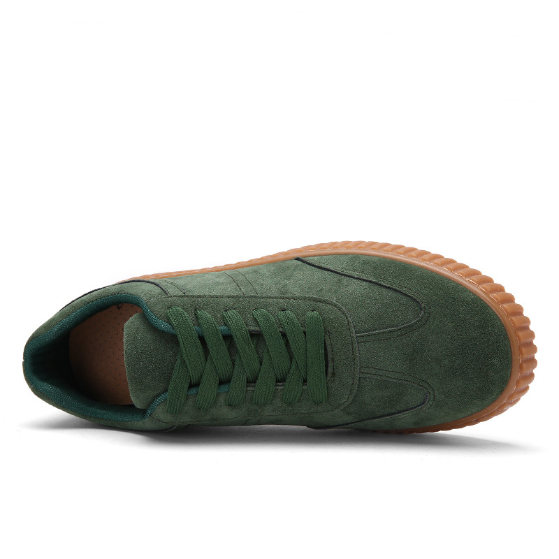 KUYUPP Men Casual Shoes quality creepers suede shoes size 39-44 luxury men shoes flats chaussure femme 2017 spring autumn Y171 (3)