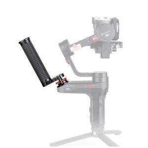 Image 2 - Voor Zhiyun Weebill Lab WB Grip Hand Grip met 1/4 Schroef Gaten Gimbal Accessoires voor Zhiyun Weebill Lab Stabilisator accessoires