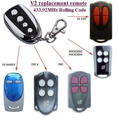 Aliexpresscom  Buy V2 Phoenix2V2 Phoenix4 Universal Remote