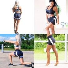 Womens Honeycomb Carbon Running Leggings Push Up Elastic Slim Pants