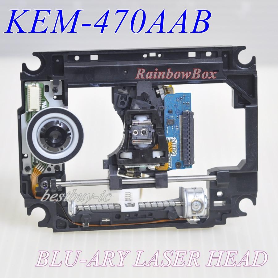 Original New KEM-470AAB KES-470A Bluray Laser Pickup BDP-S4100 BPX-7 VSH-L93BD