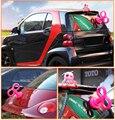 Милые и стильные Стикеры для автомобиля с электрическим освещением и пружиной  с питанием от аккумулятора  для милых автомобилей  для устан...