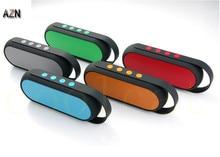 AZN XC-Z8 Portable Wireless Bluetooth Speaker Low Gun Card Multi-Function Audio