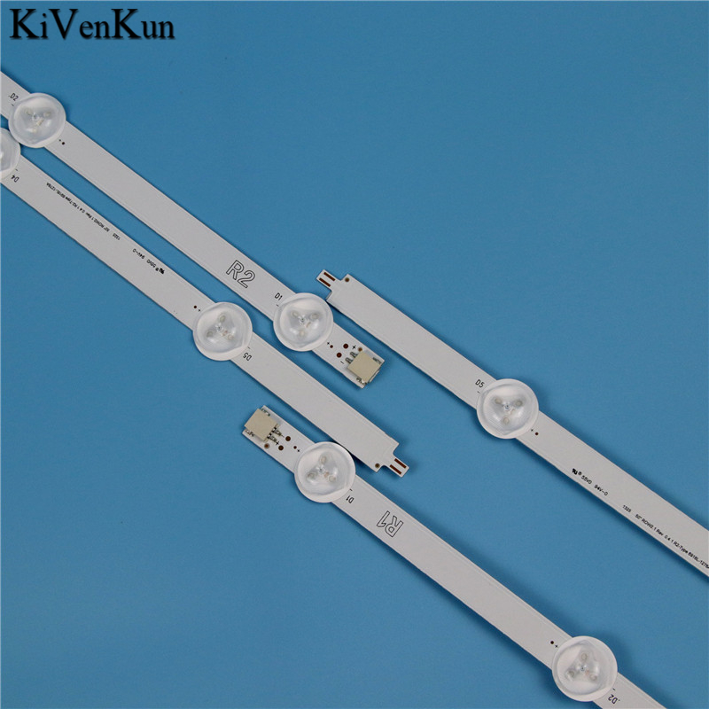 Image 3 - HD Lamp LED Backlight Strip For LG 50LN5600 50LN5700 50LN5707 50LN5708 50LN570R 50LN570S  ZA ZE UA Bars Kit Television LED Bands-in Industrial Computer & Accessories from Computer & Office