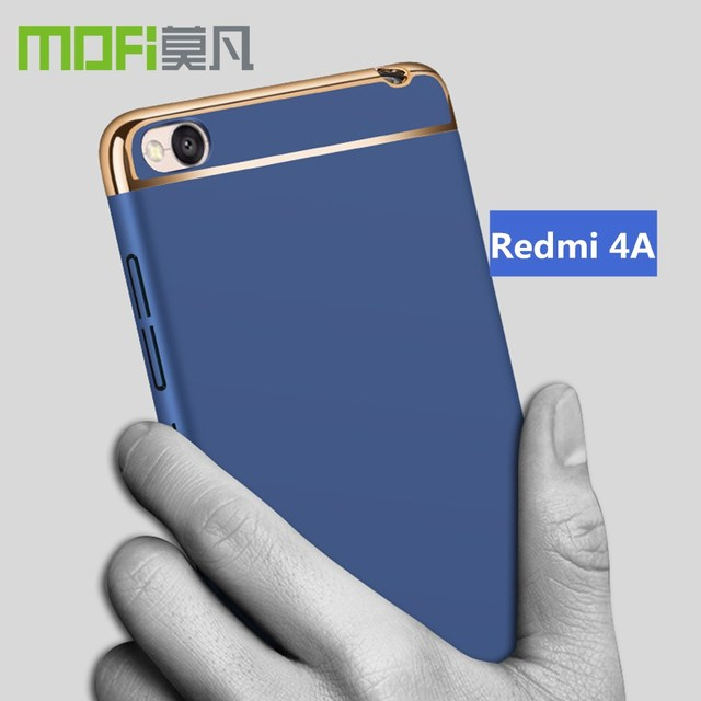 purchase cheap 99c8c b323c US $10.74 |Xiaomi Redmi 4A case hard cover Xiaomi redmi 4 A Mofi Original  back fundas coque 5.0' Xiomi red mi A4 capa xioami redmi 4 A-in Flip Cases  ...