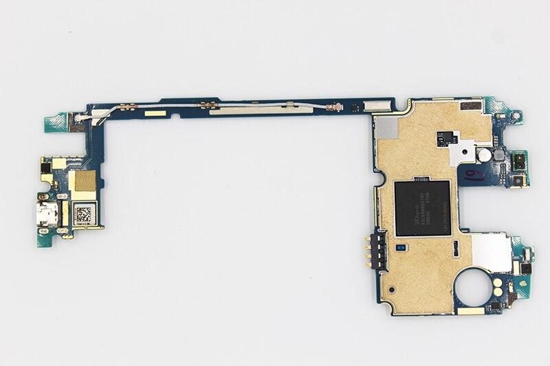 Oudini разблокирована 32 ГБ работать для LG G3 D855 платы, оригинальный Для LG G3 D855 32 ГБ материнской Тесты 100% и бесплатная доставка