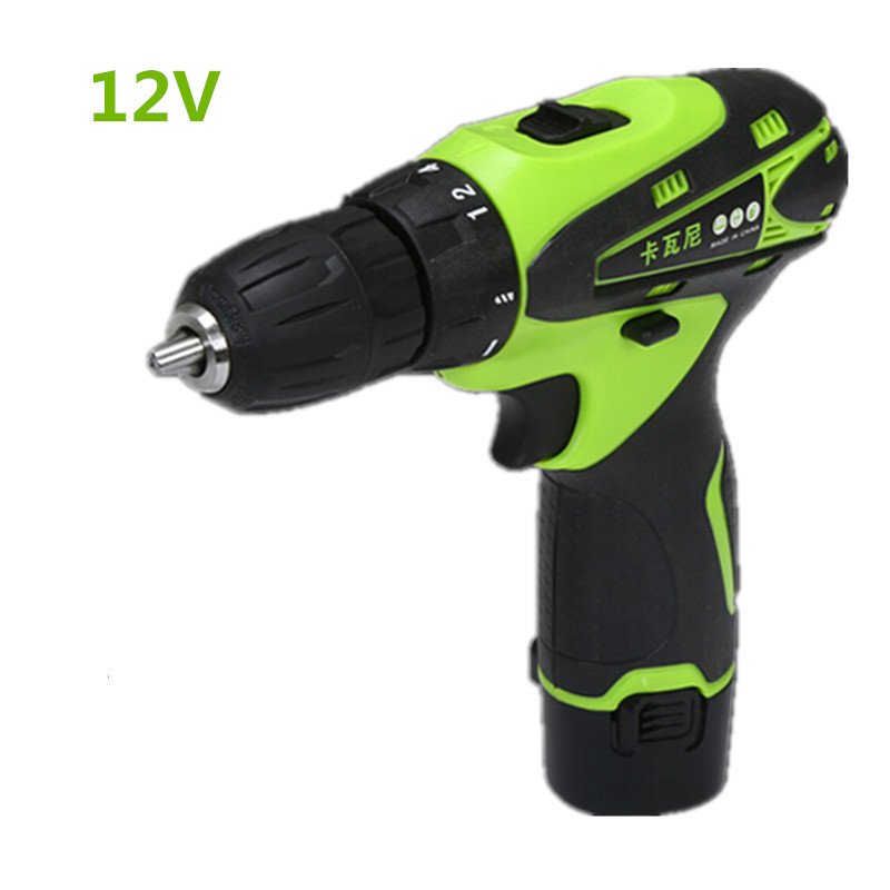12V Electric Screwdriver Lithium Battery Rechargeable Parafusadeira Furadeira Multi function Cordless Electric Drill Power font b