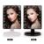 Tela Sensível Ao Toque de brilho Ajustável Make Up Espelho de 360 Graus de Rotação 22 Luzes LED Vanity Espelho de Maquiagem Cosméticos Ferramenta