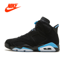 Original New Arrival Authentic NIKE Air Jordan 6 Retro UNC Men's Basketball Shoes