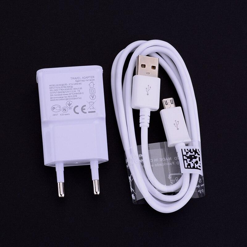 Para Samsung Galaxy J1 J3 J5 J7 A3 A5 A7 2015, 2016 de 2017 S5 S6 S7 borde S8 Plus cargador de teléfono adaptador 5V 2A rápido cable de cargador Adaptador de adaptador de 3/4 pulgadas, cable de grifo, adaptador de tanque IBC, conector de reemplazo, válvula de conexión para conectores de hogar para jardín Irr