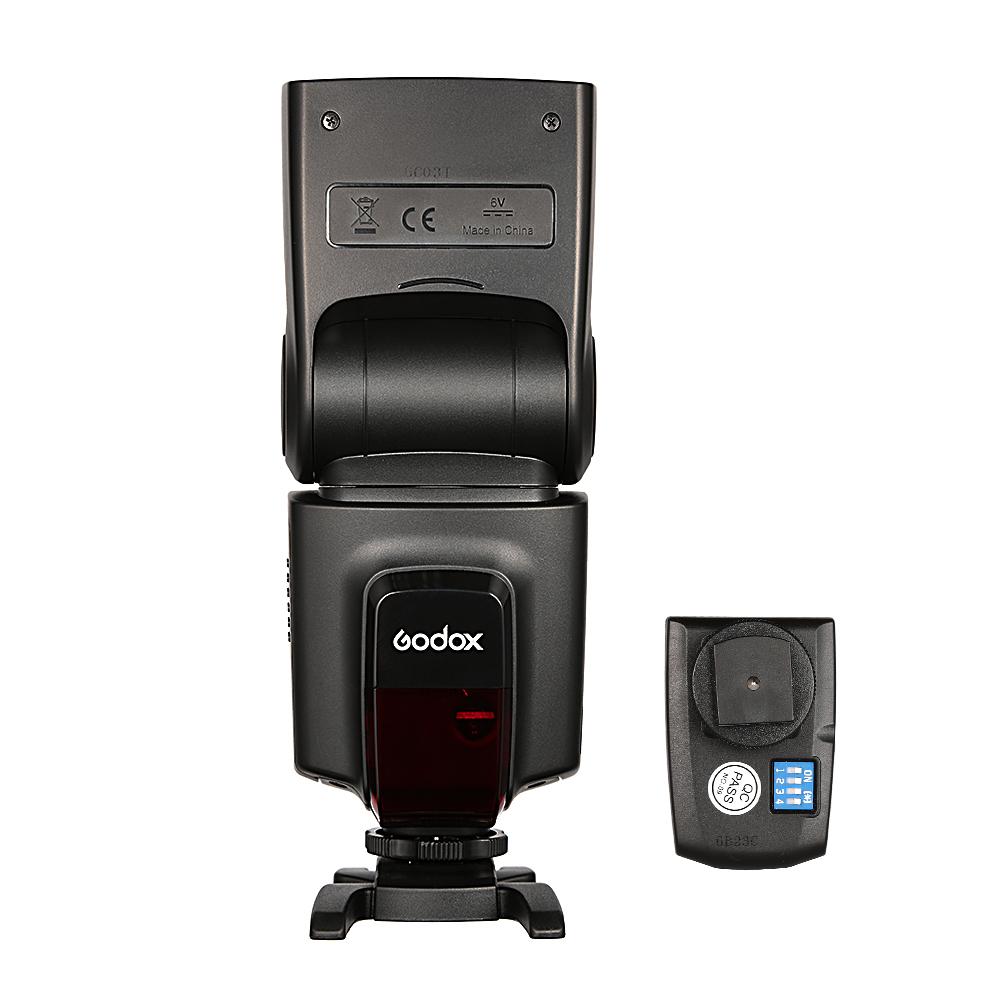 Godox TT560II Camera Flash with 16 Channels transmitter (21)