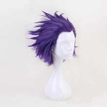 Shinsou Hitoshi  Short Purple Headwear
