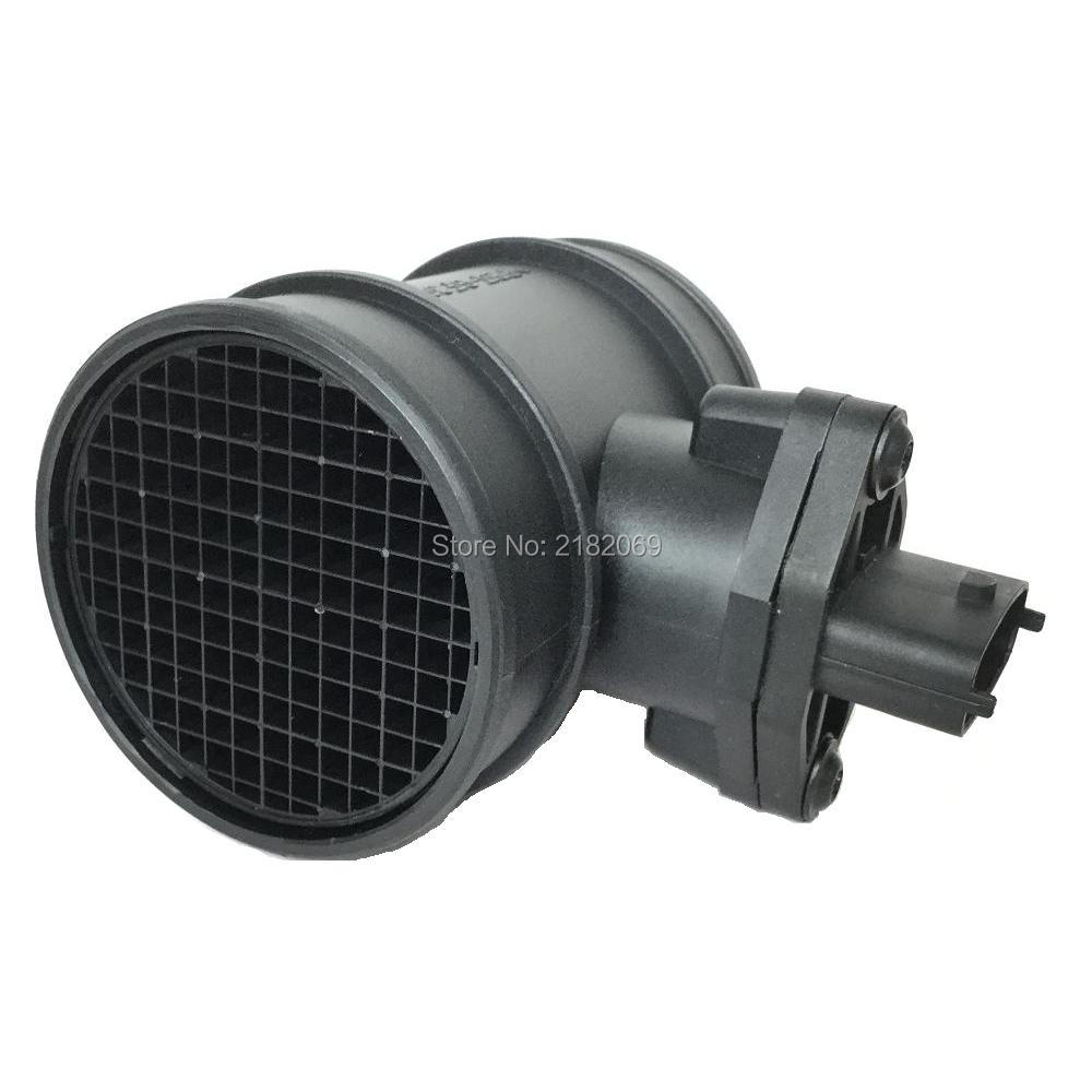 <font><b>0281002180</b></font> 90530767 93171356 Mass Air Flow Maf Sensor Meter For OPEL VAUXHALL ASTRA G COMBO CORSA OMEGA B VECTRA ZAFIRA 1.7 2.0 image