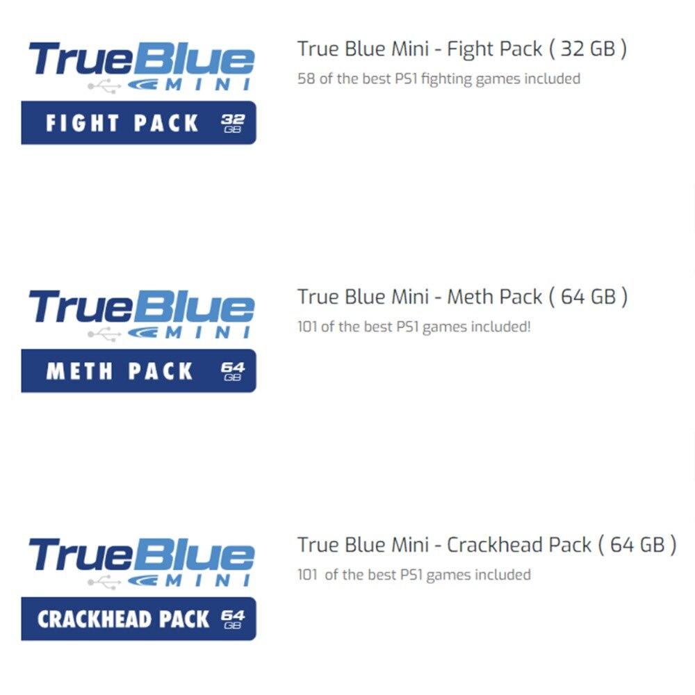 3264GB True Blue Mini Viciado Em CrackMeth