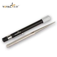YOYAL pen-shape knife sharpener Multi-functional Sharpener Diamond Grindstone portable Outdoor Tools for outdoor use