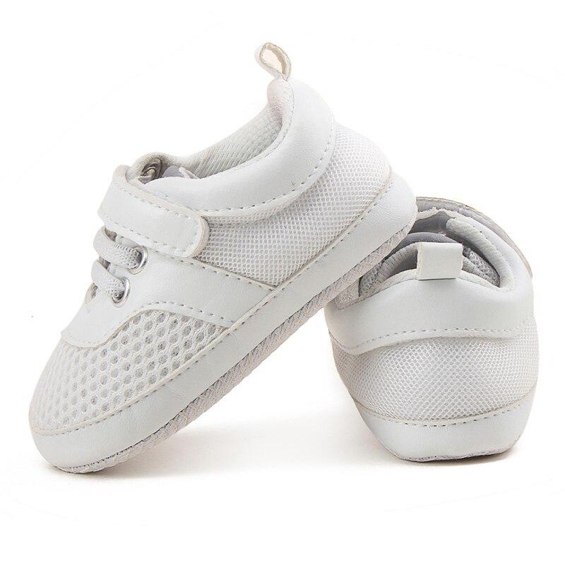 2017 Toddler Boy First Walker Baby Shoes Chłopiec Dziewczyna Soft - Buty dziecięce - Zdjęcie 4