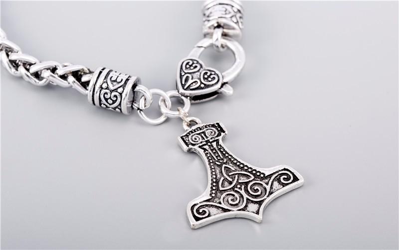 HTB1L4KdOpXXXXbOapXXq6xXFXXX9 - Celtic Women Silver Bracelet