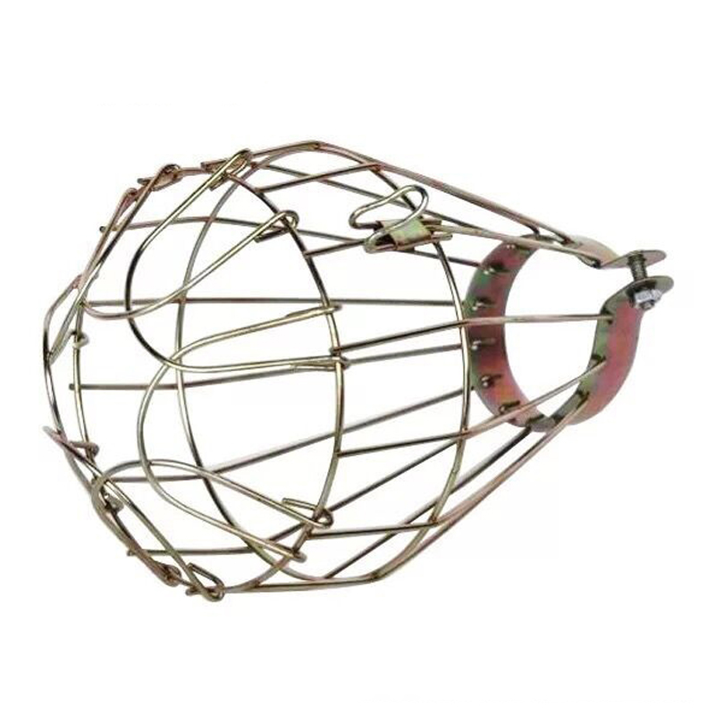 Industrial Light Cover - Retro Bulb Lamp Guard Cage