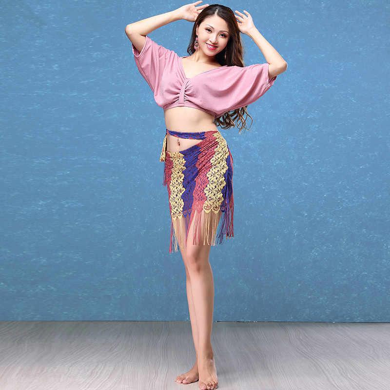 Oryantal dans oryantal oryantal Hint çöl doğu salıncak saidi baladi bellydancing dans kostümleri sutyen kemer elbise etek giyim seti 4013